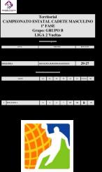 Clasificaciones Balonmano  30 y 31 - ENERO - 2016-4