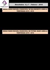 Resultados 6 y 7 Febrero 2016-3