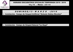 Encuentros 12 y 13 Marzo 2016-2