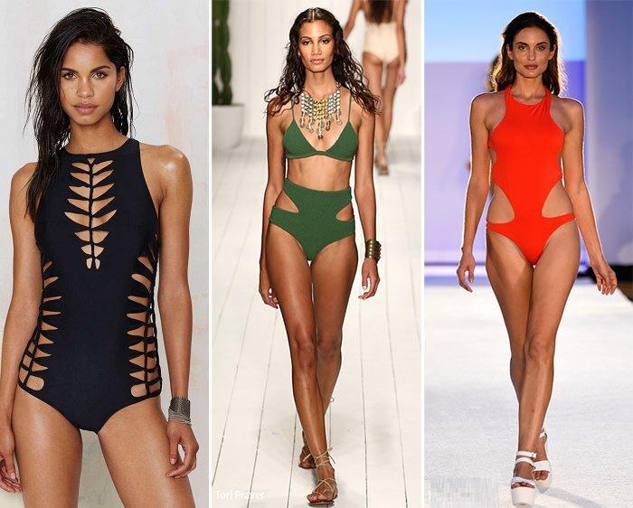 Atrévete este verano con las últimas tendencias en moda de baño  72b74bb43c7d