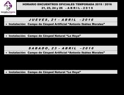 Encuentros 21 AL 26 Abril 2016-1