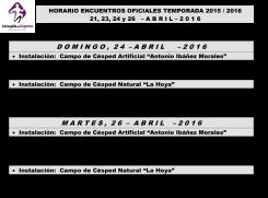 Encuentros 21 AL 26 Abril 2016-2
