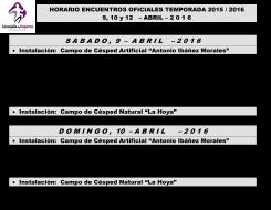 Encuentros 9 y 10 Abril 2016-1