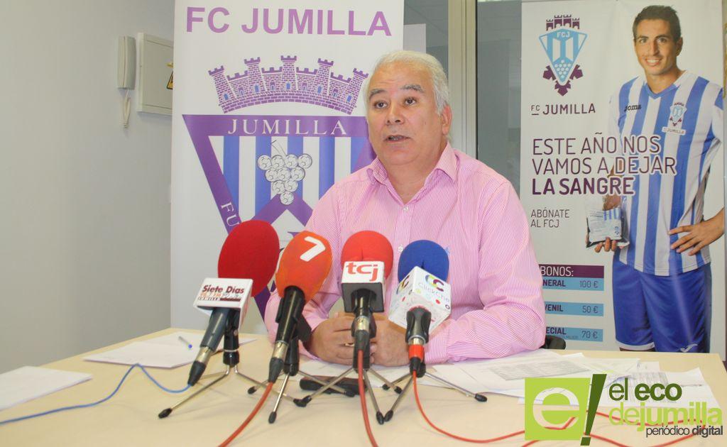 FRANCISCO SERRANO FC JUMILLA