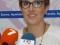 Cande Fernández presentó ayer la agenda de estas fiestas en Antena Joven