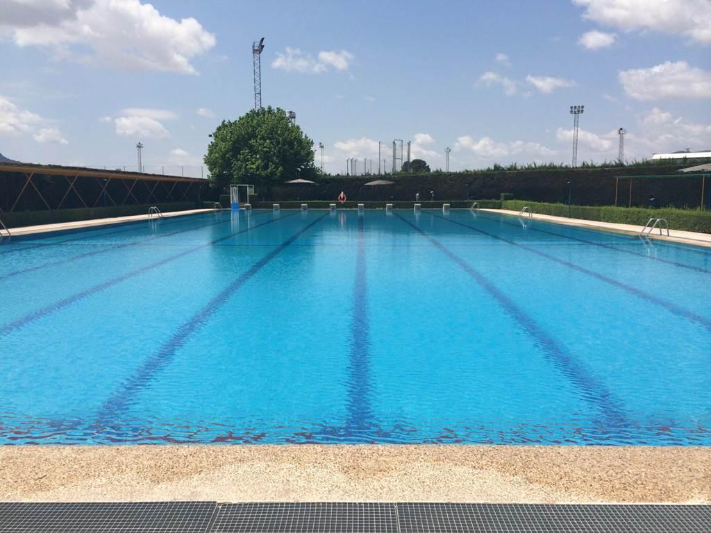 El gobierno local aprueba la construcci n de la nueva - Coste construccion piscina ...