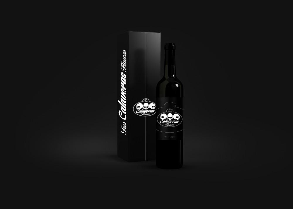 Resultado de imagen de vino tres calaveras huecas