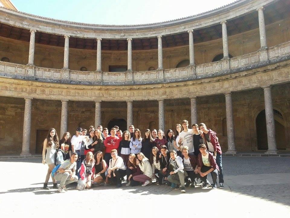 Alhambra 4 Palacio Carlos V