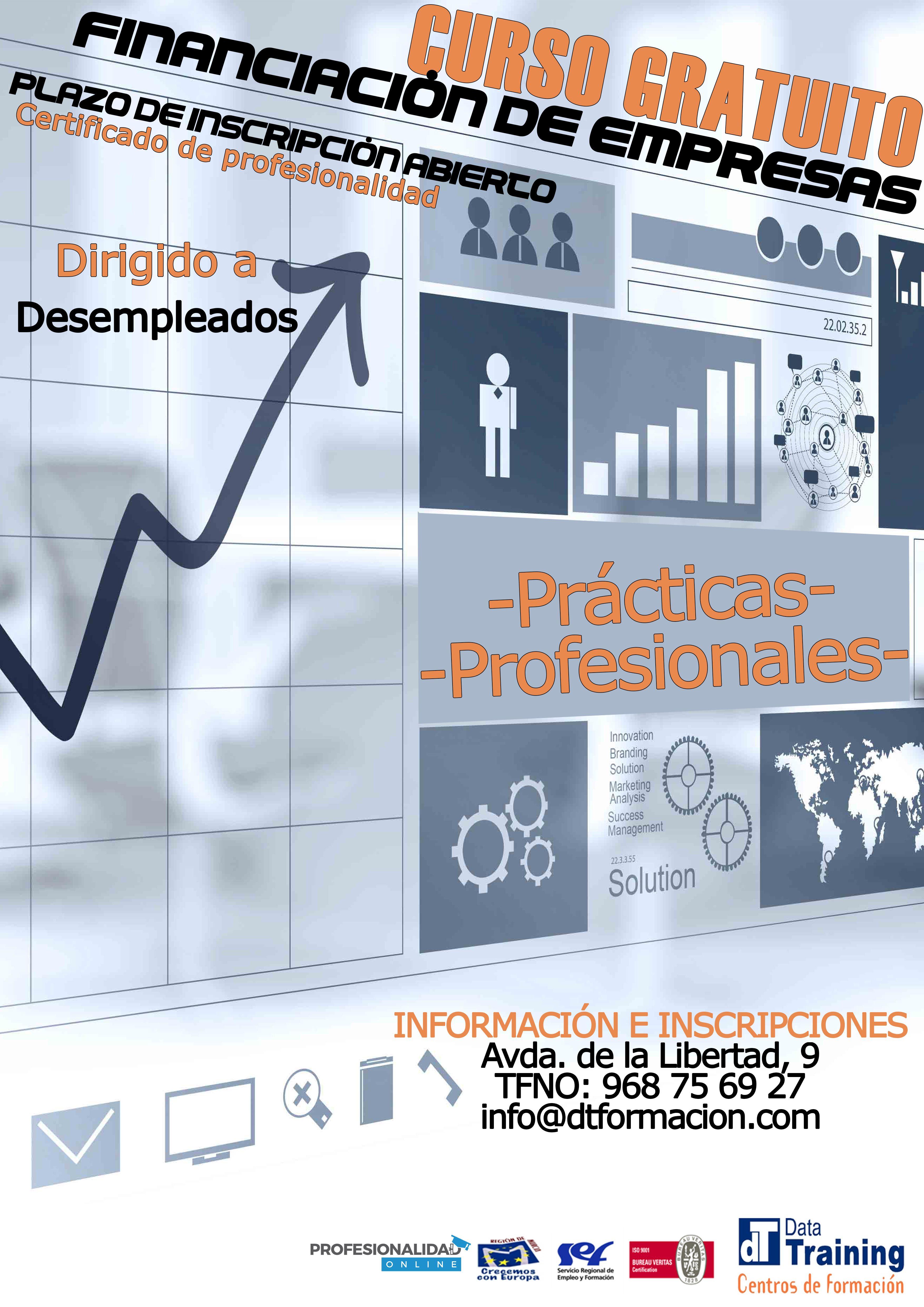 CURSO FINANCIACIÓN DE EMPRESAS