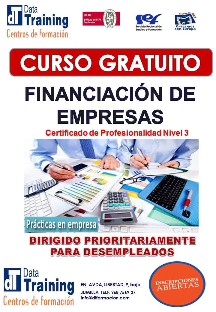 CURSO FINANCIACION DE EMPRESAS (2017)