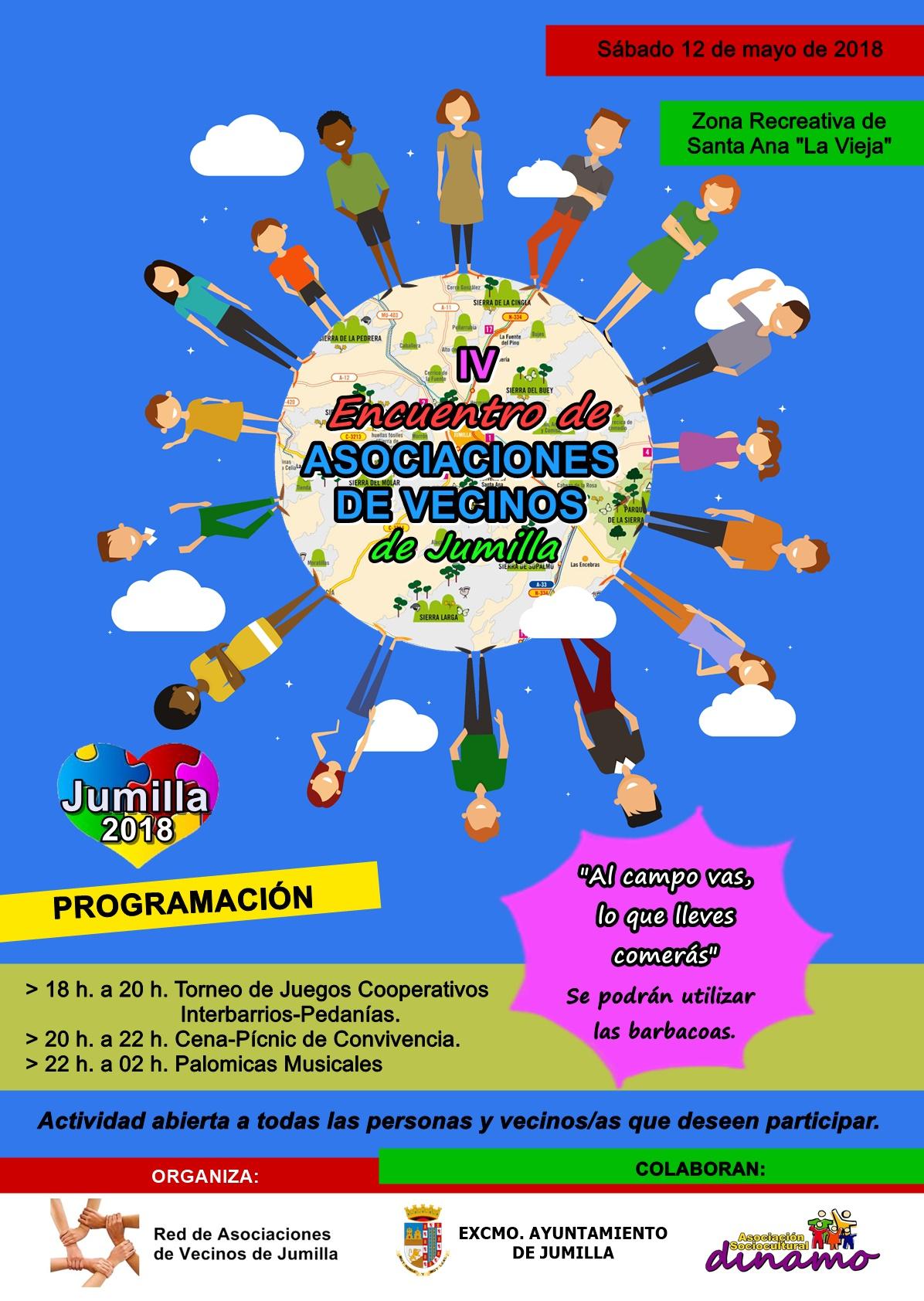cartel_ 4 convivencia asociaciones de vecinos_jumilla 2018