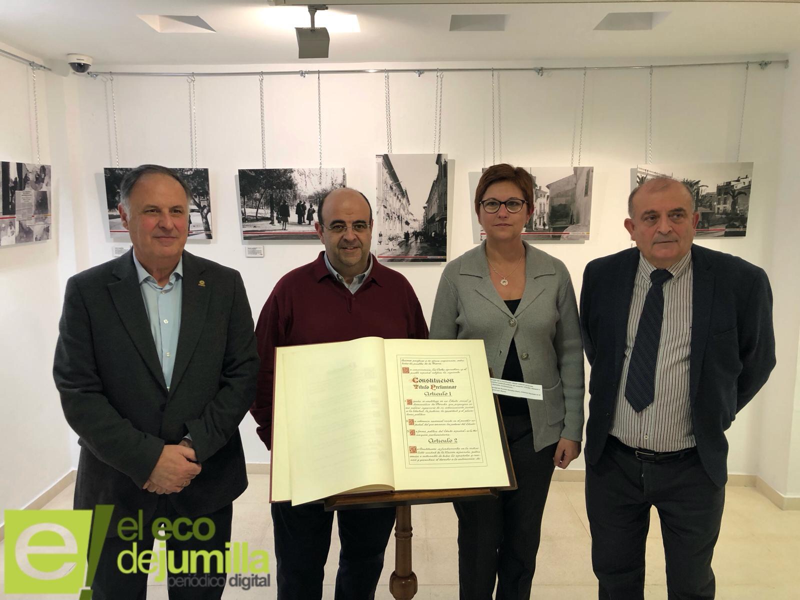 """Inaugurada la exposición """"La Jumilla de 1978"""" para conmemorar el 40 ... ab88f55da1e"""
