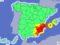 La AEMET eleva a rojo el aviso para mañana jueves por lluvias y tormentas