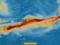 Una gran nube de so2 se dirige hacia la península ibérica con concentraciones de entre 50 y 80 ppm
